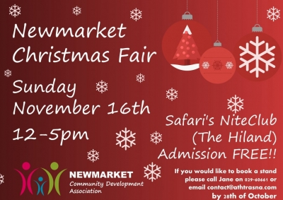 ChristmasFair2014Poster