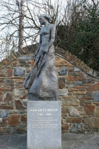 Sarah Curran Monument