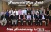 Pipe Band 50th Anniversary
