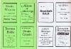 Newmarket Festival Programme 1983