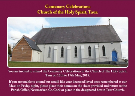 Taur Church Centenary